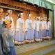 Творчая справаздача народнага хора народнай песні