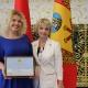 Торжественная церемония вручения специальной премии Могилевского облисполкома в социальной сфере