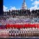 Гала-концерт в рамках общереспубликанской акции «Хоровое вече»